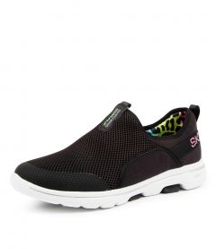 GO WALK 5 BLACK-MULTI