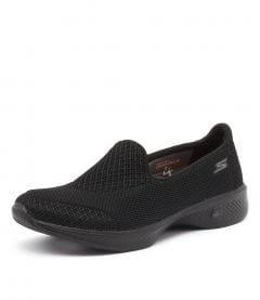 14170 GO WALK 4   PROPEL BLACK BLACK SMOOTH