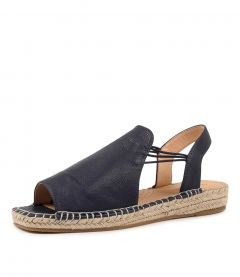 PINA NAVY LEATHER