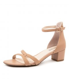 CANNIE NUDE LEATHER