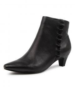 Lismore Black Leather