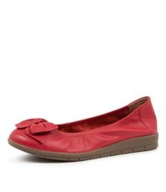 FRANSISCO3 RED-GUM SOLE