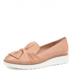 OCLEM WARM ROSE WHITE SOLE LEATHER