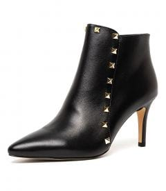BRYNLEE BLACK LEATHER