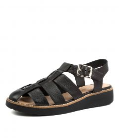 OGGY BLK-BLK SOLE