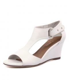 UNICO WHITE LEATHER