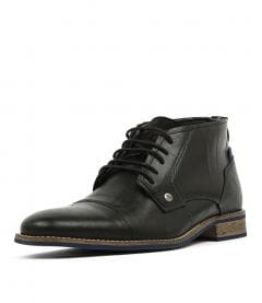 DIGBY BLACK LEATHER