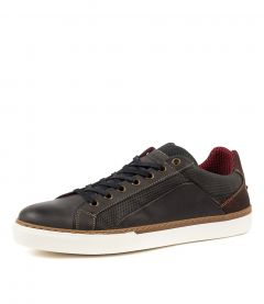 JUDDY NAVY LEATHER