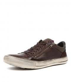 JAMISON BROWN LEATHER