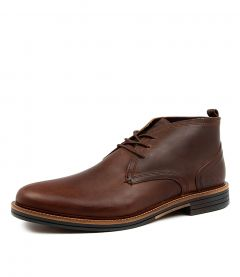 SHOOTER BROWN LEATHER