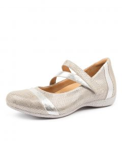 STARR SILVER CUT LEATHER