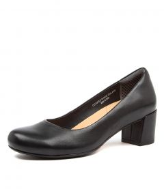 Electra Ff Zr Black Leather
