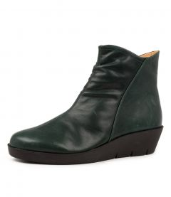 BENNY W FOREST LEATHER