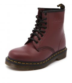 1460 8 EYE BOOT CHERRY LEATHER
