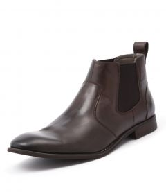 HARRY BROWN OIL LEATHER