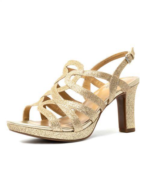cameron gold glitter