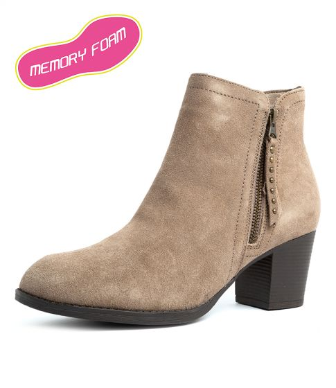 inercia congelador Oscuro  48459 TAXI DON'T TRIP TAUPE SUEDE