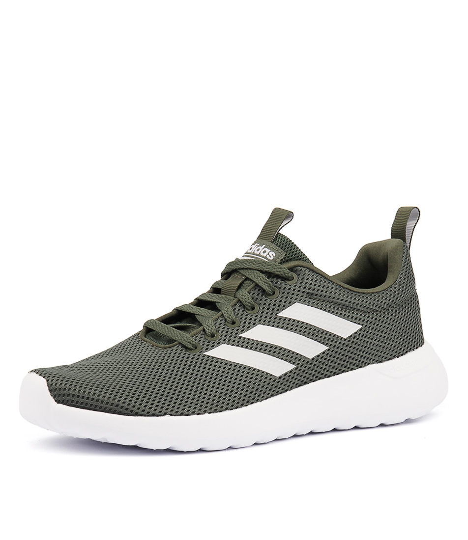 33236dbedec LITE RACER CLN M GREEN WHITE SMOOTH by ADIDAS - at Styletread