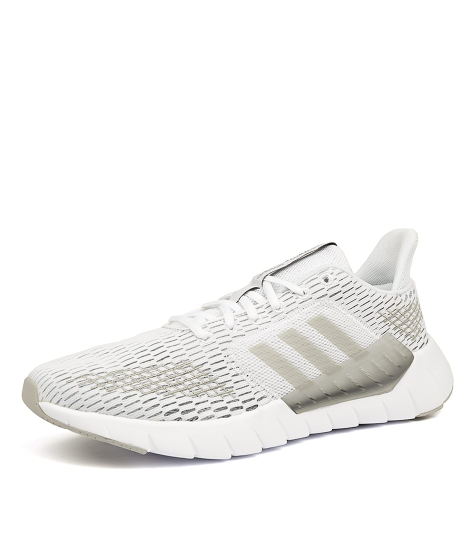 8d3297901 ASWEEGO CC WHITE GREY GRANITE SMOOTH by ADIDAS - at Styletread