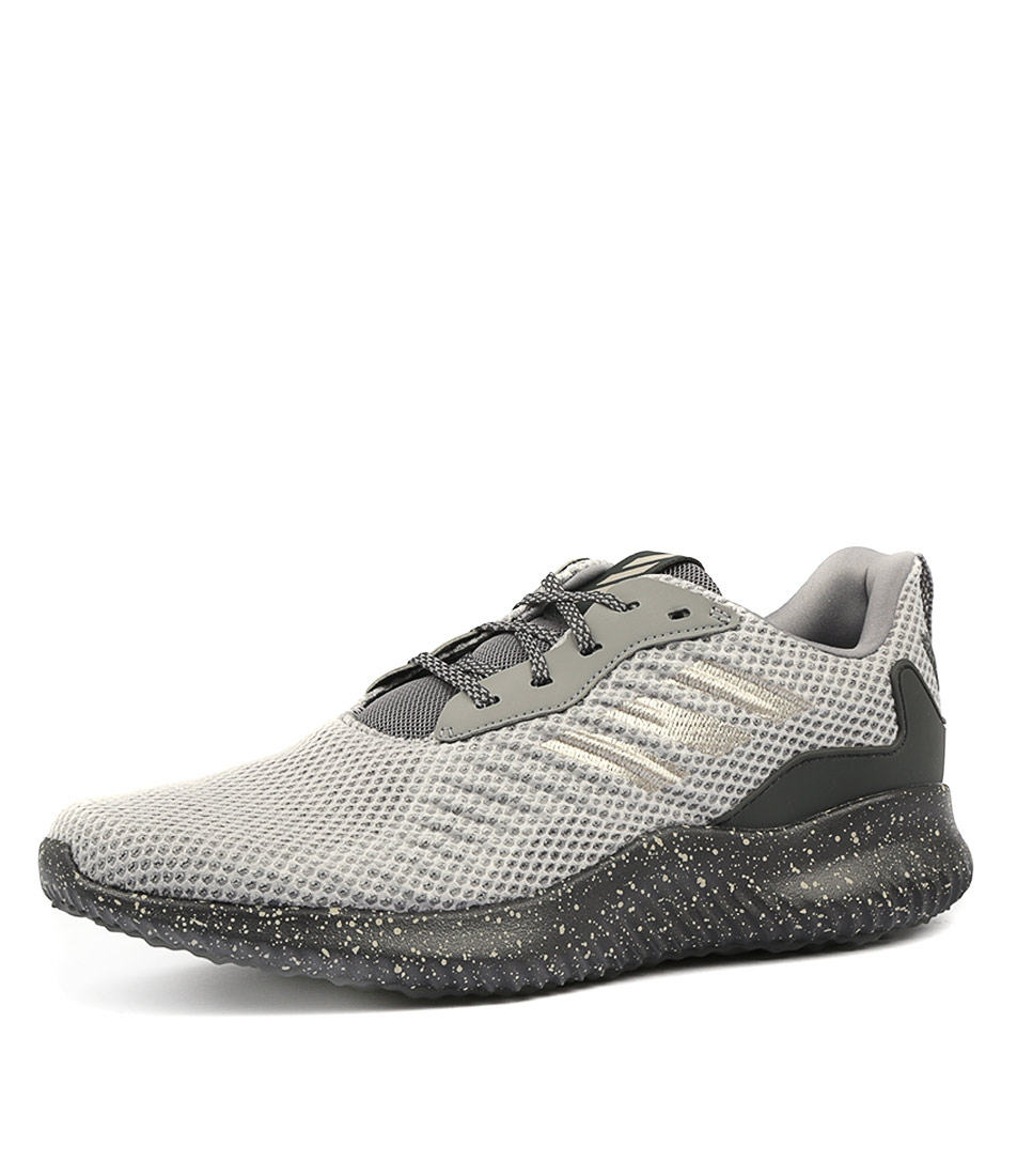 sneakers for cheap 2dfef c4c14 ALPHABOUNCE RC MEN S GREY LT BROWN C SMOOTH by ADIDAS NEO - at Styletread
