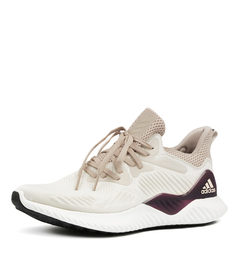 alphabounce beyond ecru pearl whit smooth
