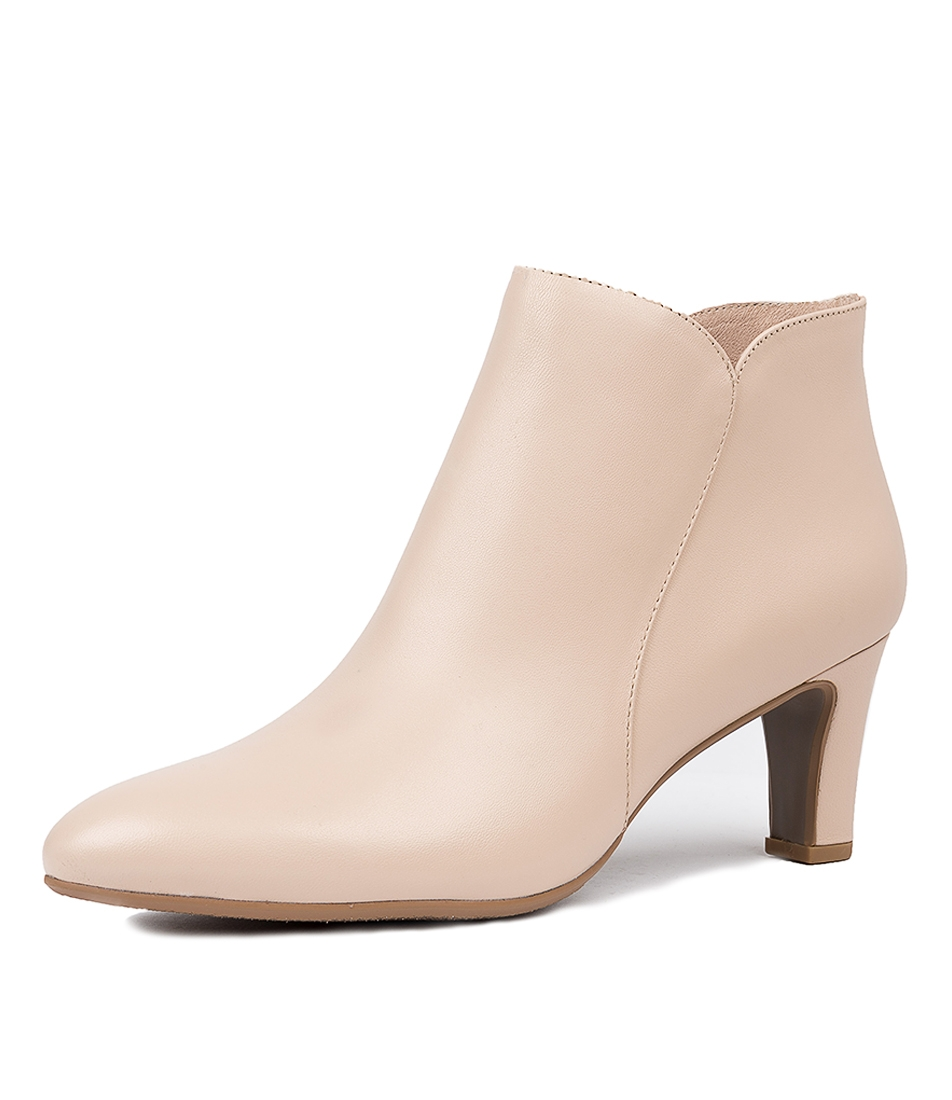 6660b0bf9 TANA NUDE LEATHER by DJANGO & JULIETTE - at Styletread