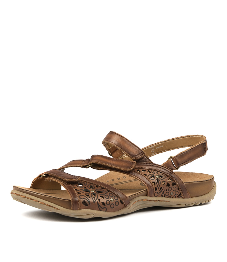 4323c06f7 MAUI SAND BROWN LEATHER by EARTH - at Styletread