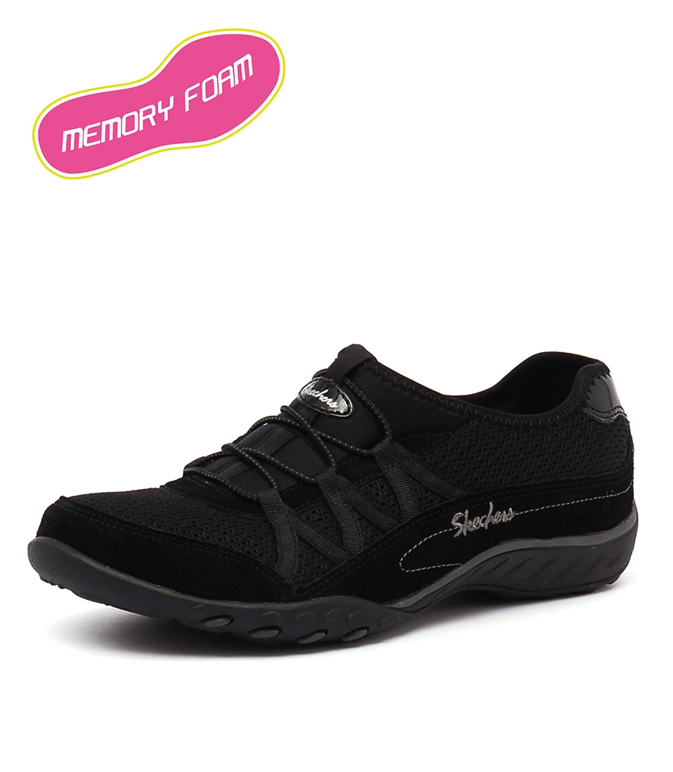 a4a0937511ca0 BREATHE EASY RELAX BLK by SKECHERS - at Styletread