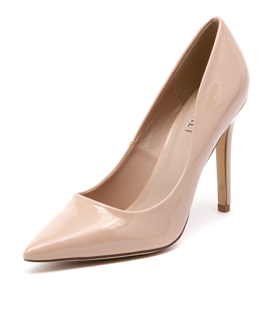4c9b76e874 HAROLD NUDE PATENT SYNTHETIC by VERALI - at Styletread