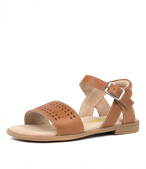 SIENNA RB NUDE LEATHER