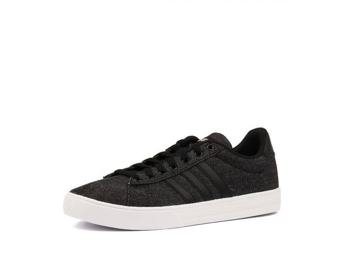 50ddc8fc82 DAILY 2.0 BLACK BLACK WHITE SMOOTH by ADIDAS NEO - at Styletread