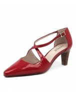 MARNEE RED PATENT LEATHER