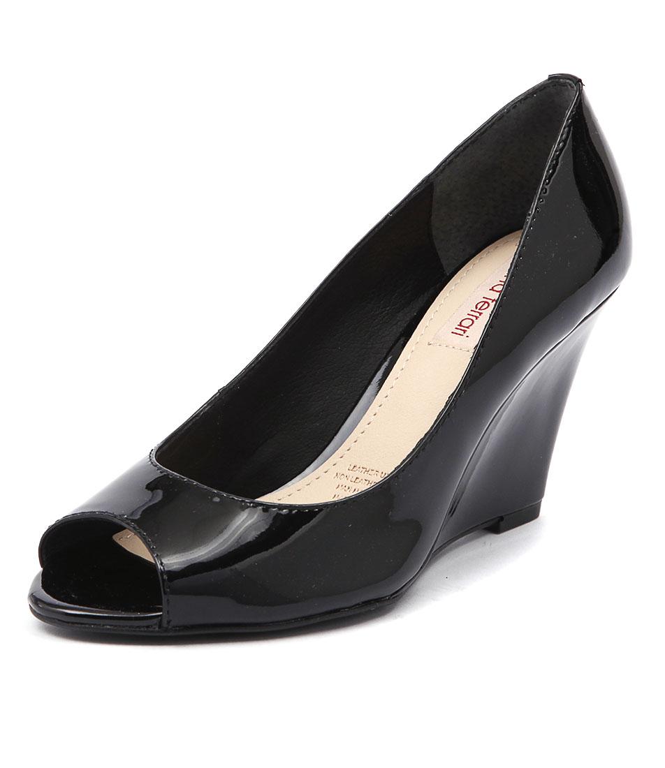 Diana Ferrari Chaplin Black Dress High Heels