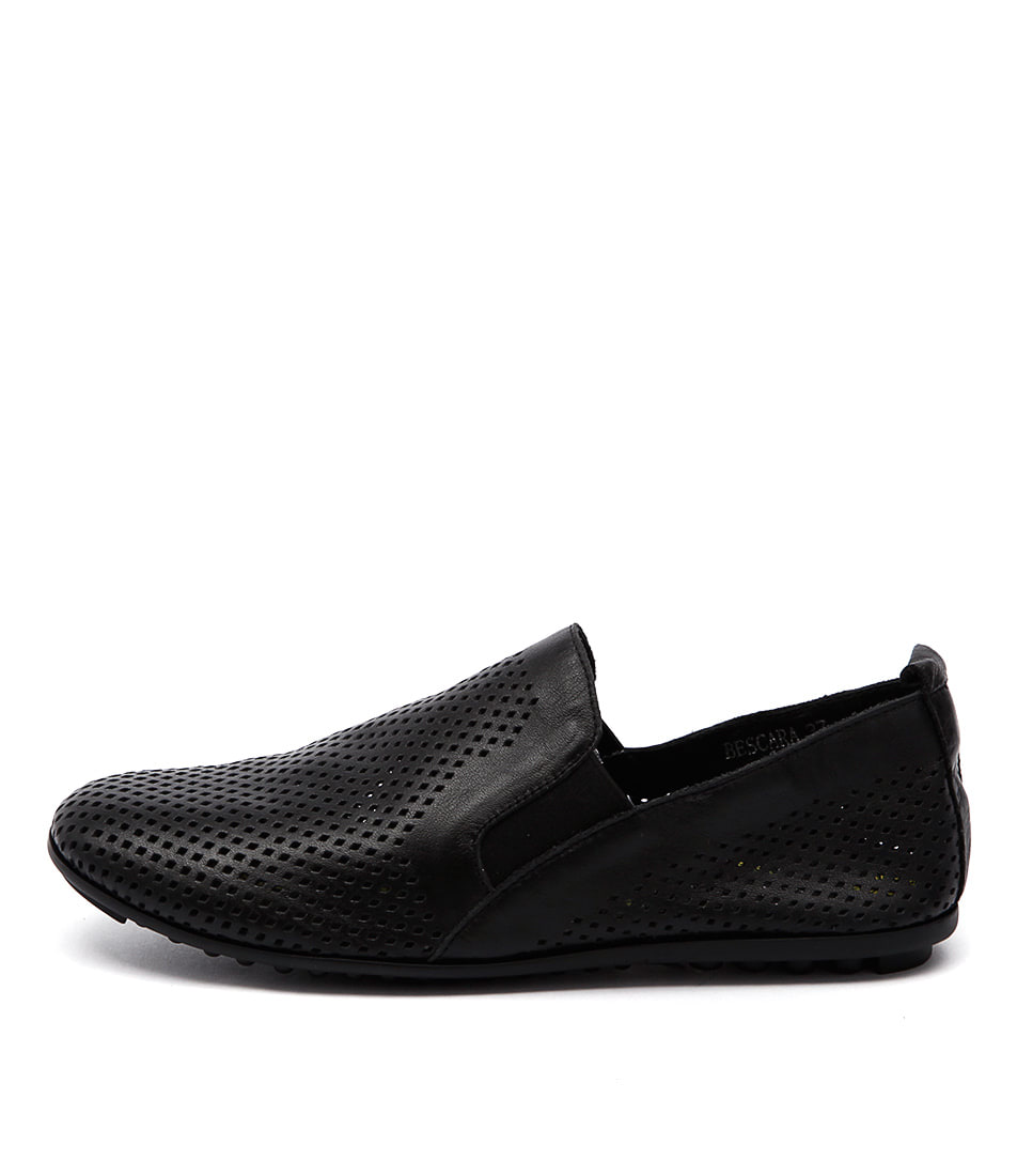 Buy Django & Juliette Bescara Black Flats online with free shipping