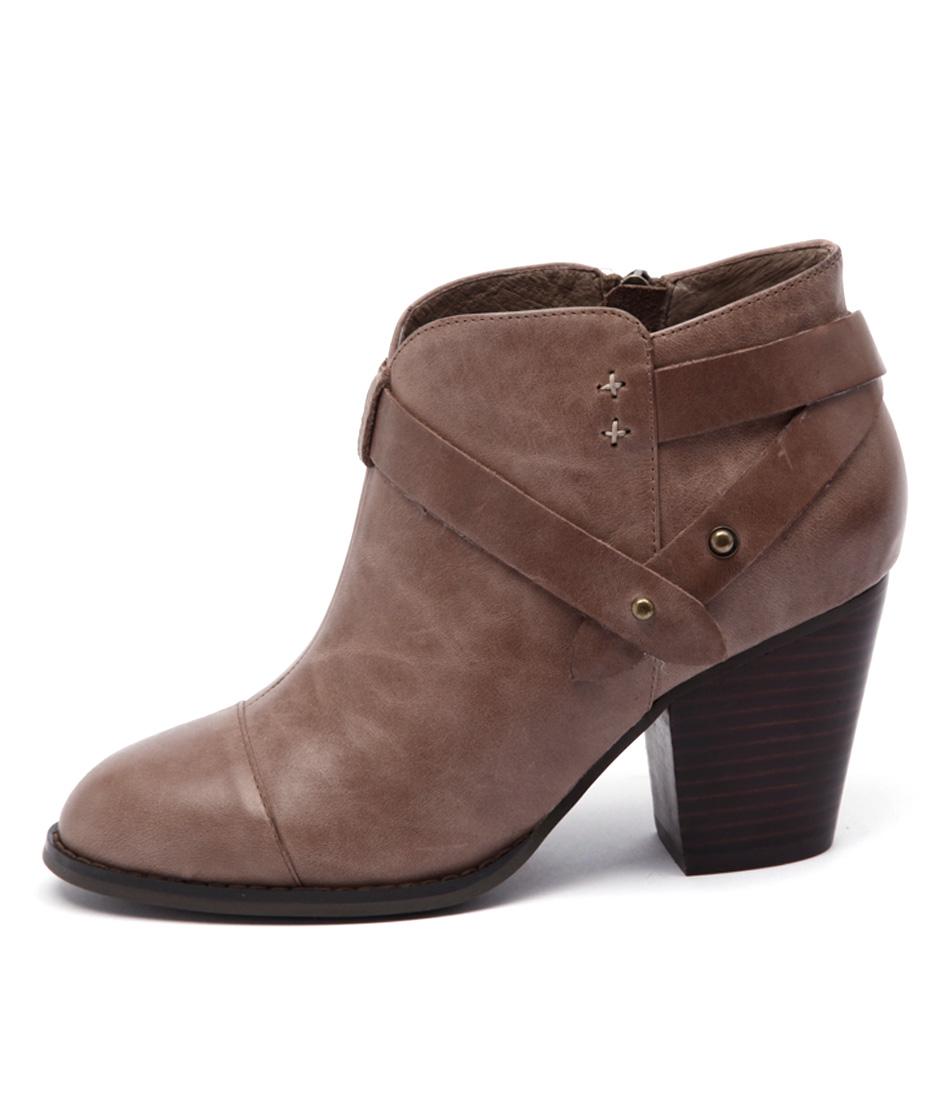 Django & Juliette Rapt Mocca Mocca Ankle Boots