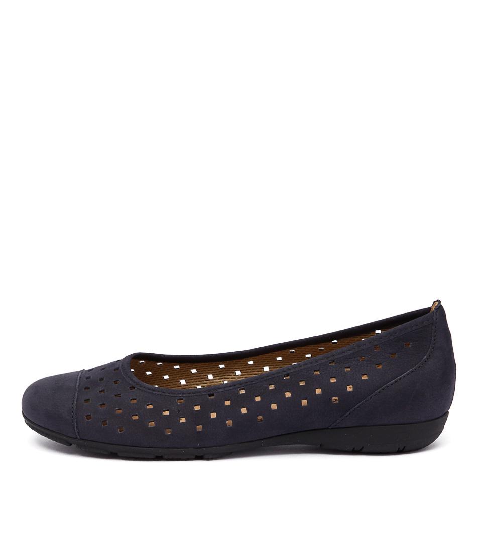 Gabor Skylar Night Blue Shoes