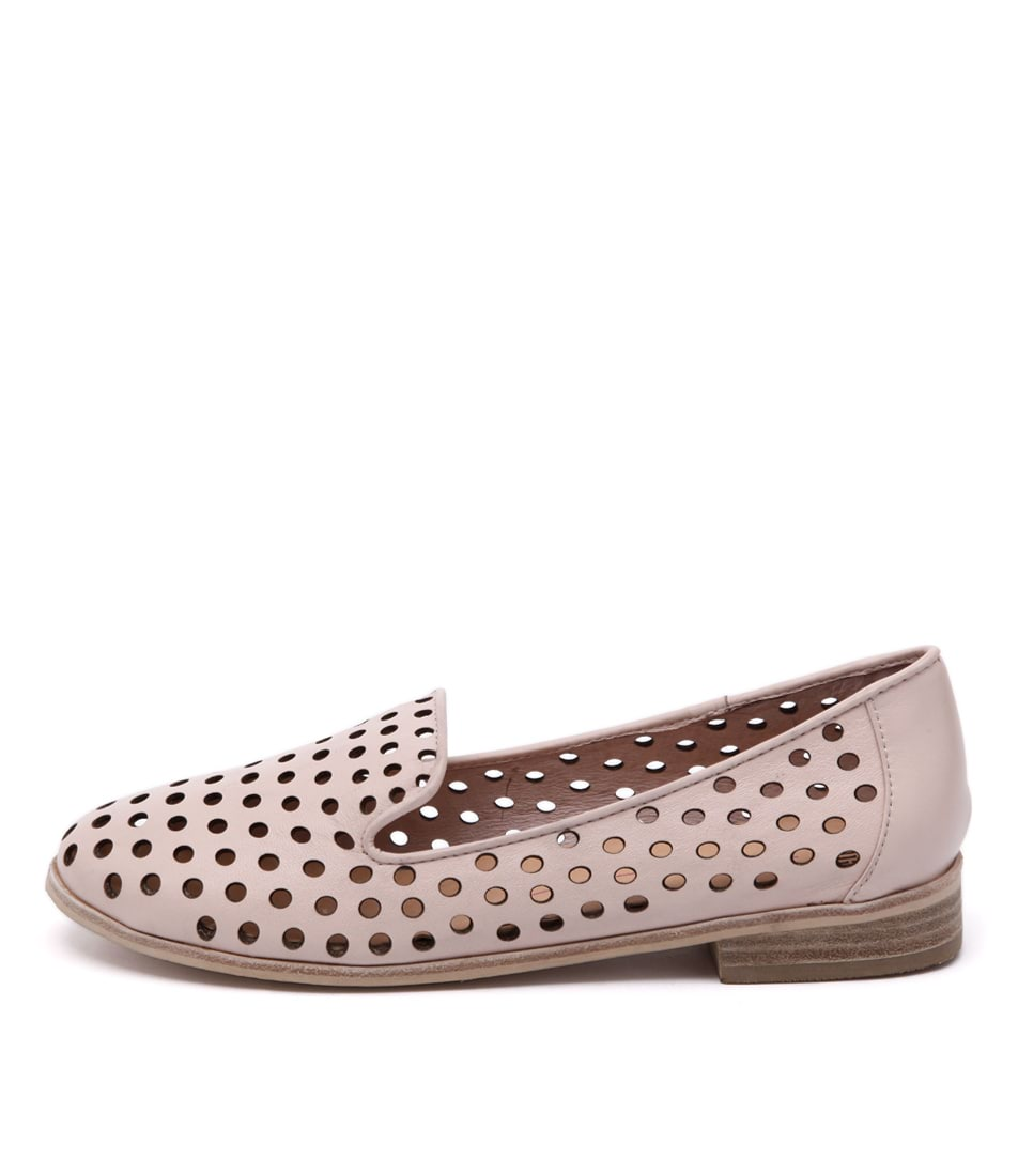 Mollini Queff Pale Pink Casual Flat Shoes
