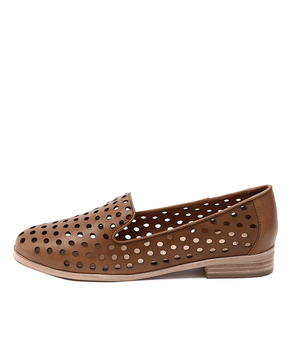Mollini Queff Tan Shoes