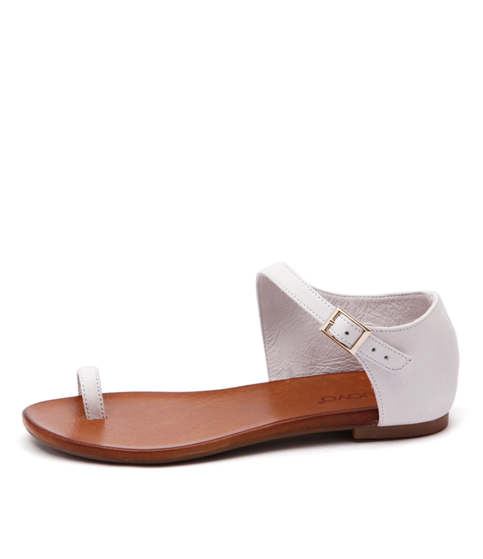 Inuovo Hespera W White Sandals