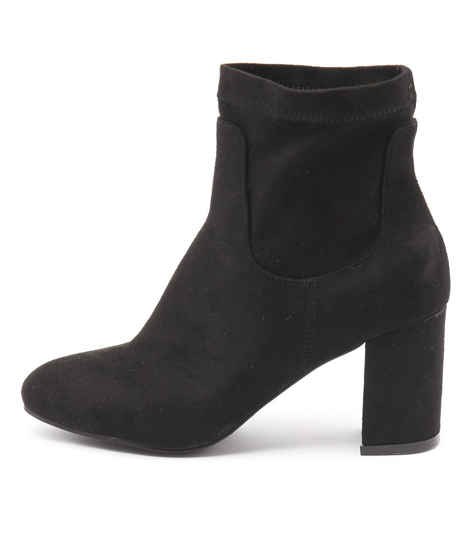 Lavish Izaro Black Boots