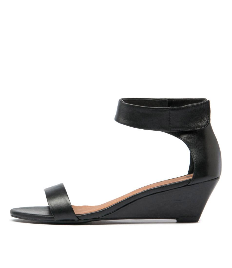 Mollini Marsy Black Sandals