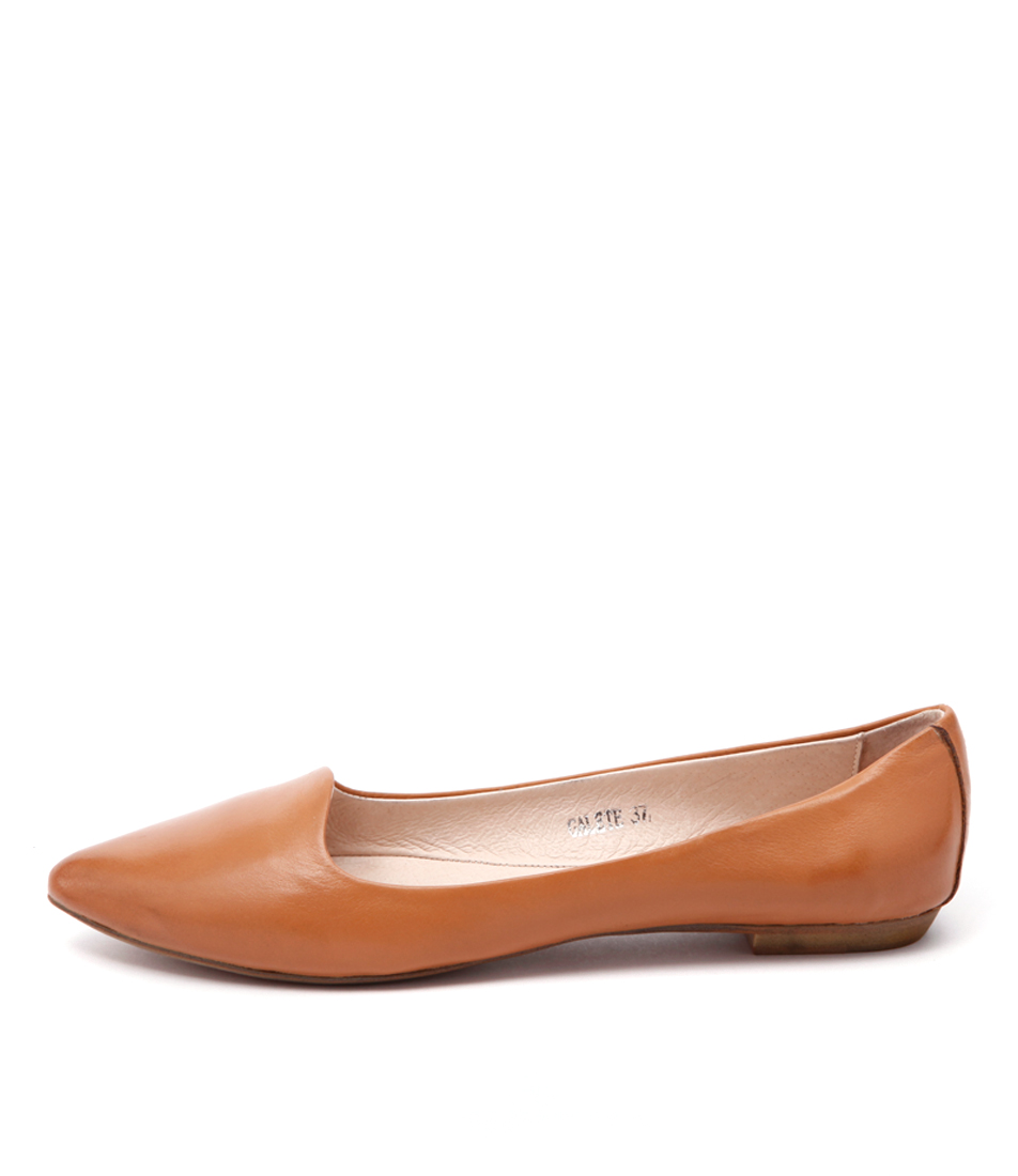 Photo of Mollini Galete Tan Flats womens shoes