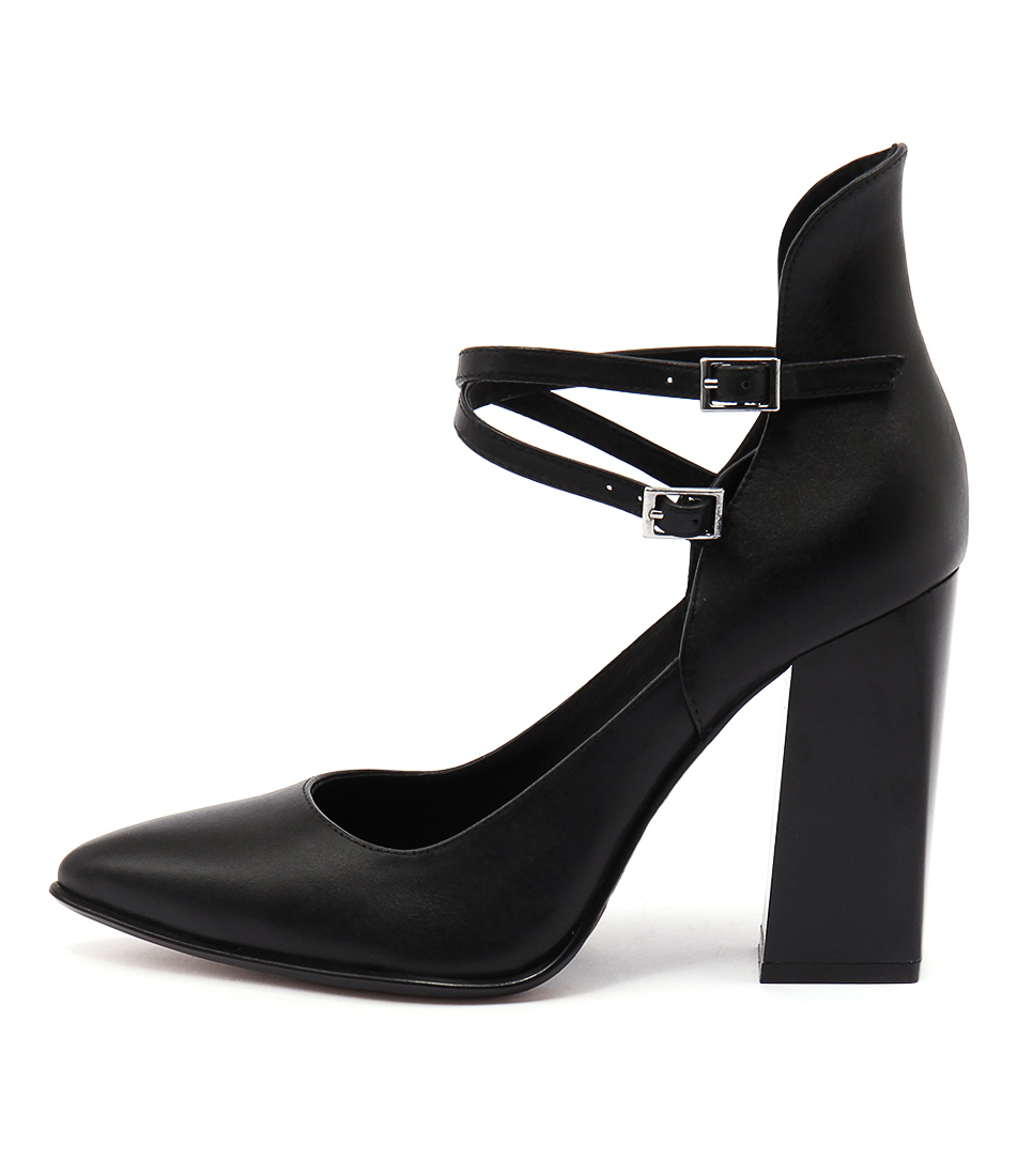 Rmk Owen Rm Black Casual Heeled Shoes buy  online