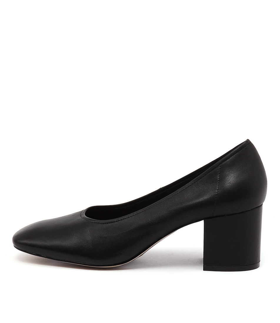 Rmk Obsess Black Dress Heeled Shoes