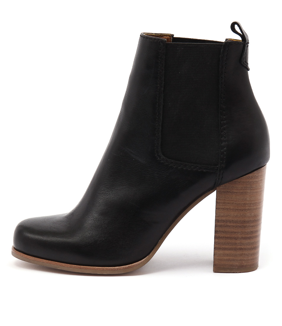 Rmk Fab Rm Black Casual Ankle Boots