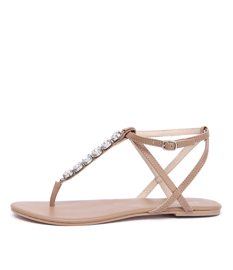 Siren Ramona Si Light Tan Sandals