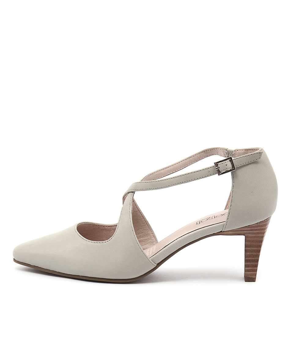 Supersoft Marnee Stone Heeled Shoes