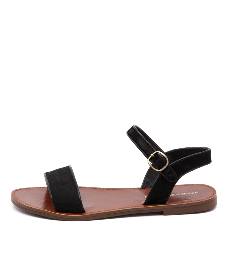 Windsor Smith Bondi Ws Black Sandals