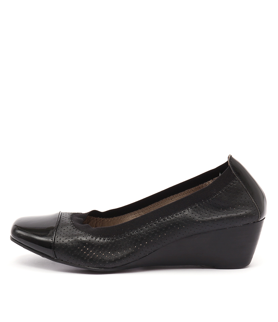 Zensu Porto Ze Black Shoes