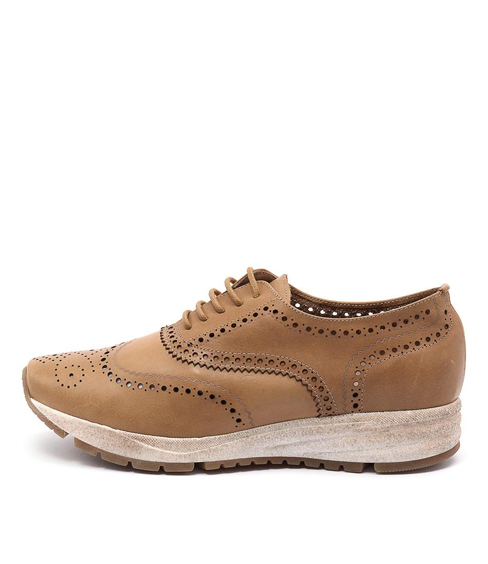 Zensu Dori Camel Sneakers